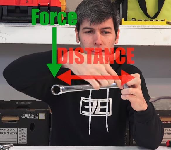 el par motor y la potencia