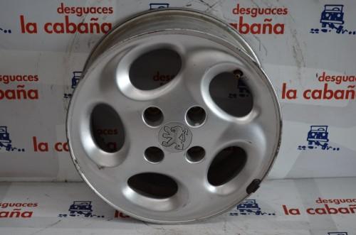 """Llanta Aluminio 206 9806 14"""" Dv116"""