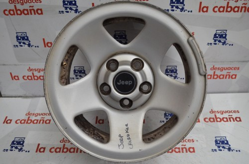 """Llanta Chapa Grand Cherokee 9905 15"""" 4610482"""