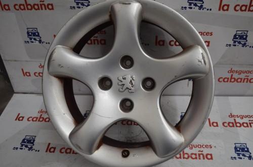 """Llanta Aluminio 306 9701 15"""" As7g03y33"""