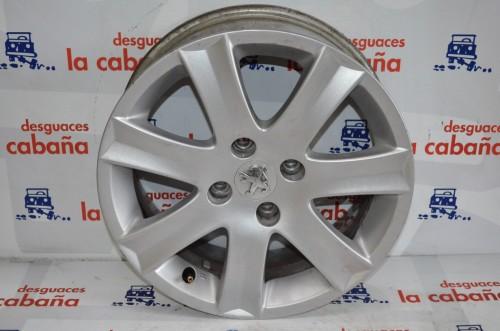 "Llanta Aluminio 207 0612 16"" Dv159-t05"