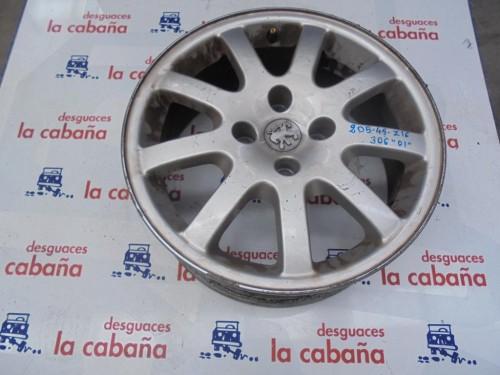 Llanta Aluminio 306 9301 16&quot0 9606kpqv