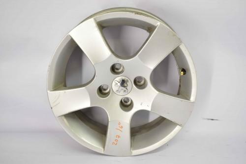 Llanta Aluminio 207 0612 16&quot0 9686100080
