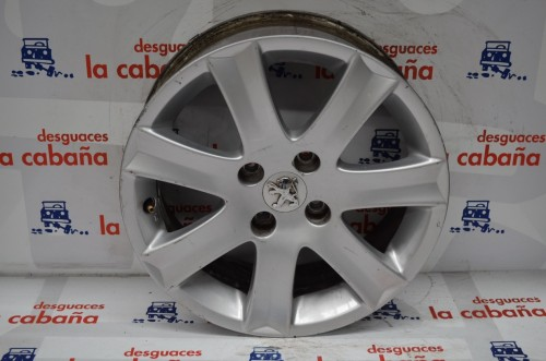 "Llanta Aluminio 207 0612 16"" 04322x"