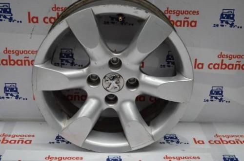 "Llanta Aluminio 307 0105 16"" 9652489880"