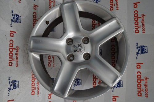 "Llanta Aluminio 307 0105 17"" Dv120-t05"