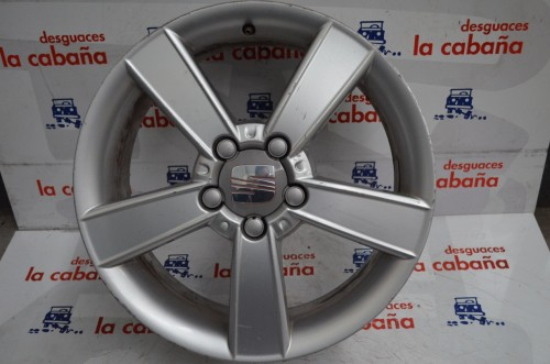 "Llanta Aluminio Leon 0509 17"" 1p0601025c"