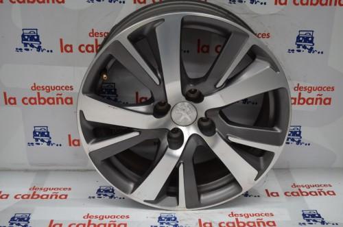"Llanta Aluminio 2008 +13 17"" 9678398277"