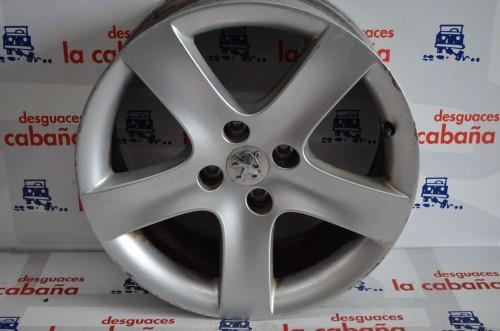 "Llanta Aluminio 307 / 308 0713 17"" 9680731880"