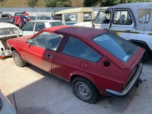 Alfa Romeo Alfasud Sprint Veloce
