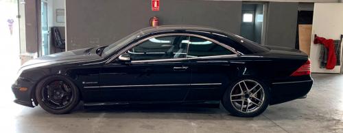 Mercedes CL55 AMG Kompressor