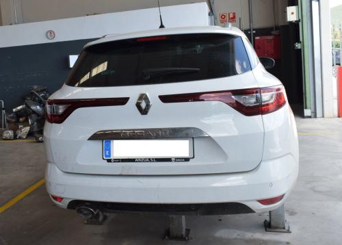 Renault Megane Familiar 1.2 TCe
