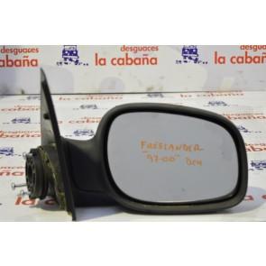Espejo Freelander 9700 Derecho Electrica S/pintar
