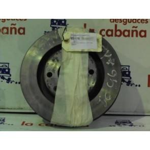 2- Disco Xantia 9397 Lfy Delantero 265mm
