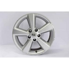 """Llanta Aluminio Qashqai 0613 17"""" Jd110mb55"""