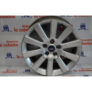 "Llanta Aluminio Focus 0608 Cabrio 17"" 6n4j1007"