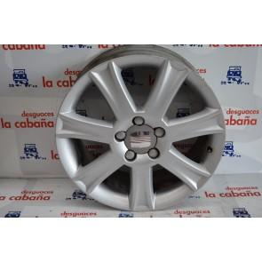 "Llanta Aluminio Leon 9905 17"" 1p0601025j"