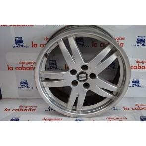 "Llanta Aluminio Leon 9905 17"" Cd912"