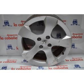 "Llanta Aluminio 308 0713 17"" 9673738677"