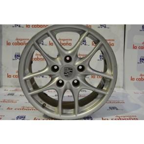 "Llanta Aluminio Boxster 9604 17"" 98536212402"