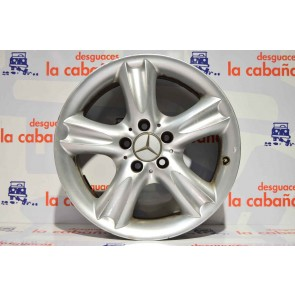 """Llanta Aluminio Clk C209 17"""" 7.5jx17h2"""
