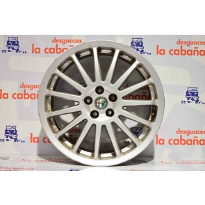 "Llanta Aluminio Alfa 147 0010 17"" 7jx17 H2"