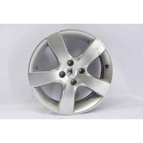 "Llanta Aluminio 307 0107 17"" 9657361280"
