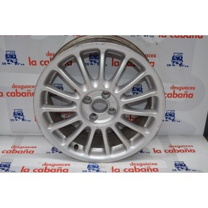 "Llanta Aluminio Mg Zr / Zs 17"" Rrc001500mnh"