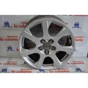 "Llanta Aluminio Q5 0812 17"" 8r0601025g"