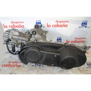 Motor completo  SUZUKI BURGMAN 200CC 0612 H404